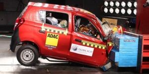 Popular Indian cars fail crash tests